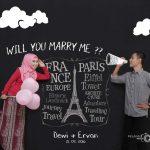 prewedd casual Dewi & Ervan
