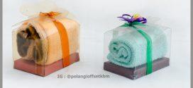 Sapu Tangan Roll Cake