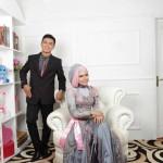 Foto Pre Wedding indoor